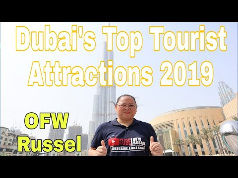 Dubai's Top Tourist Attractions 2019 (Dubai Day Tour By Car in One Day)