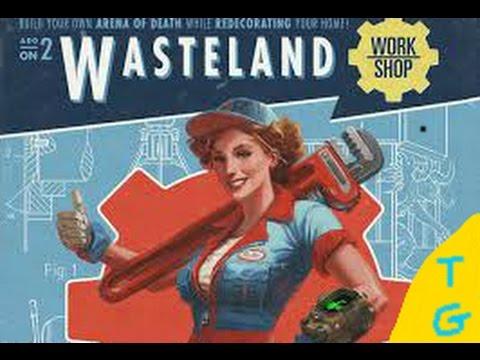 Fallout 4 Wasteland Workshop DLC |