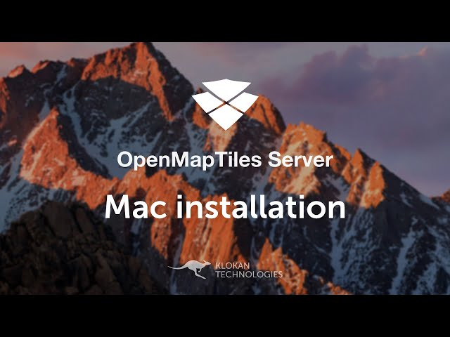 OpenMapTiles Map Server: The easiest way to deploy vector