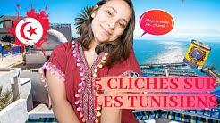 JE PARLE EN ARABE - 5 clichés sur les Tunisiens