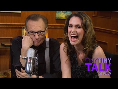Larry King Interviews Whitney Rice