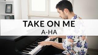 Baixar A-ha - Take On Me | Piano Cover