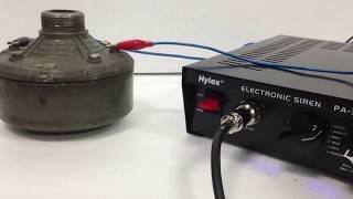 pa 300wsh 電子警報功率擴大器 適用於警車 消防車 救護車 工程搶救車 特殊勤務車及其他警示警報車輛