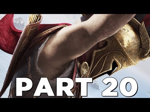 ASSASSIN'S CREED ODYSSEY Walkthrough Gameplay Part 20 - CHRYSIS (AC Odyssey)