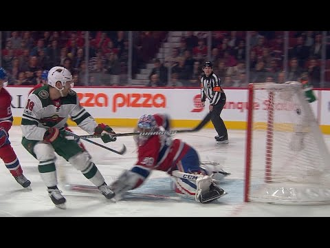 11/09/17 Condensed Game: Wild @ Canadiens