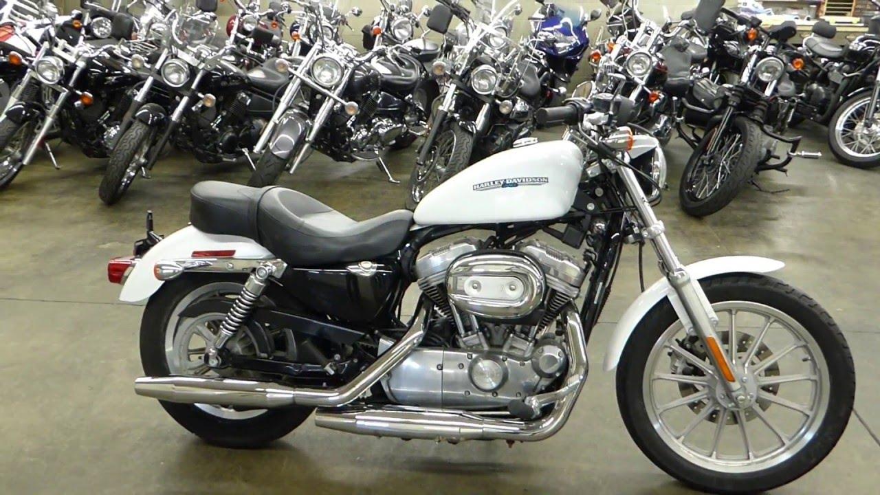 2006 Harley Davidson Sportster 883  YouTube
