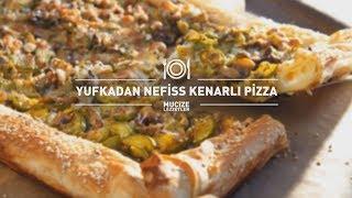 Yufkadan Nefiss Kenarlı Pizza Tarifi #mucizelezzetler
