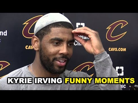 Thumbnail: NEW Kyrie Irving FUNNY MOMENTS 2017 Part 4