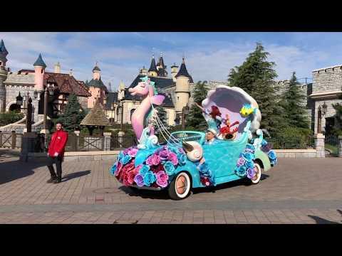 Festival of Pirates and Princesses Disneyland Paris