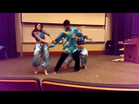 UC Berkeley AZAAD Hindi Dance, NOVUM 2014