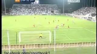 عمان - كوريا | هدف كوريا شوط الاول 22.2.2012