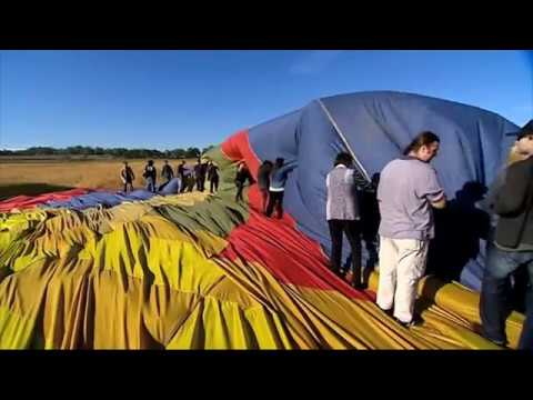 Hot Air Balloon Experience - Sydney Weekender