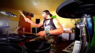 Maroon 5 - Animals - Gryffin Remix - drum cover by Valter Thinschmidt