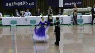 4K 2015夏全(学連)   モダン上位決勝   ソロ 演技 2015第53回全日本学...