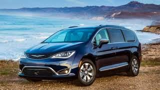 Chrysler Pacifica Hybrid 2018 Car Review