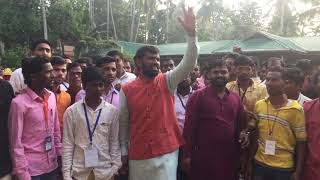 ABVP Slogans In Kerala