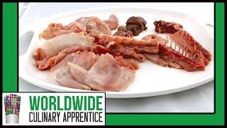 How To Butcher Rabbit-how To Debone A Rabbit-rabbit Butchering-deboning A Rabbit-how To Cut A Rabbit