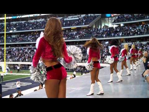 Dallas Cowboys Cheerleaders America