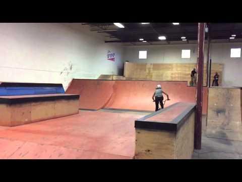 Evolve Skatepark Denver