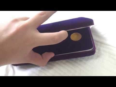 My *first small gold bullion bar and coin newbie collection