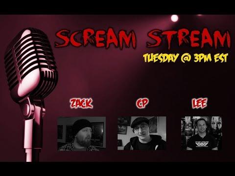 #ScreamStream Ep 1: Horror in 2017!!