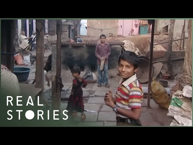 Working In Asia's Largest Slum: The Clothing Factory (Poverty Documentary)   Real Stories