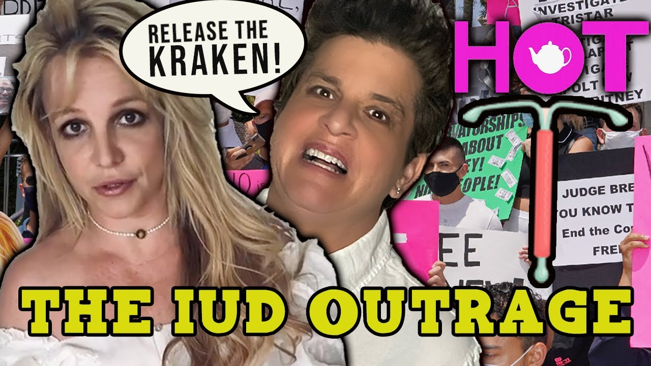 The KRAKEN has been RELEASED! *Britney Spears IUD Reaction*