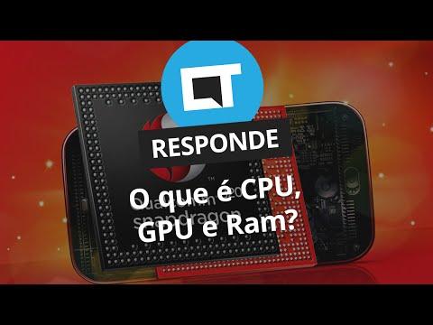 O que é CPU, GPU, RAM e outros termos técnicos? [CT Responde]