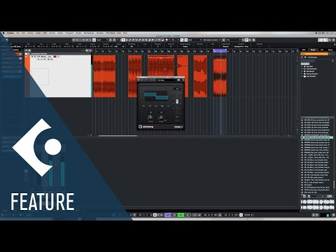 Chopper | Effects and Plug-ins Included in Cubase
