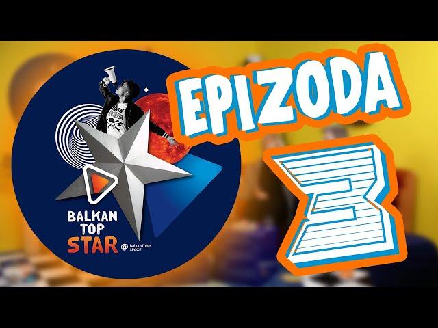 Balkan Top Star - Youtube Talk Show [S1E3] #BalkanTopStar #AndrijaJo #LeaStankovic #DusanPetrovic