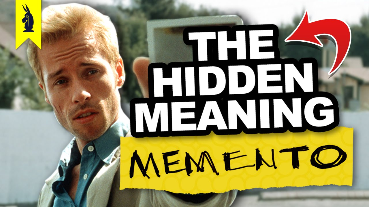 Hidden Meaning in Memento  Earthling Cinema