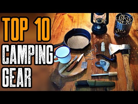 TOP 5 Best Camping Gear & Gadgets On Amazon 2021