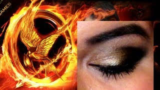 The Hunger Games: Katniss (Girl on Fire) inspired look Thumbnail