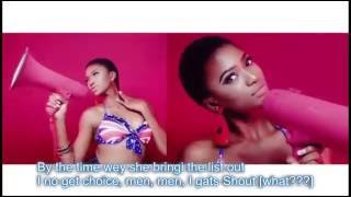 LYRICS VIDEO: Koker Ft.  Olamide-  KoleWerk Remix