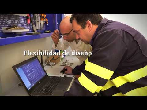 NAVANTIA Puerto Real: Fabricación aditiva. Instalación de rejillas de ventilación en SUEZMAX