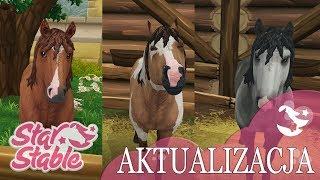 Nowe konie, nowe kędziorki! - Star Stable Aktualizacja