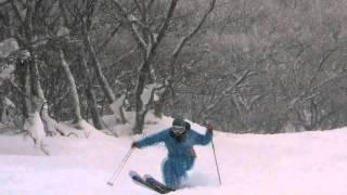 コブ&ジャンプ 大山国際スキー場 2011