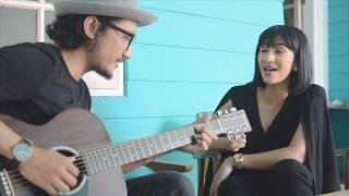 Andre Hehanusa - Karena Ku Tahu Engkau Begitu (Sandy Canester Cover Feat Fanny Ghassani)