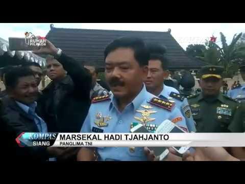 Panglima TNI Ziarah ke Makam Jenderal Besar Soedirman