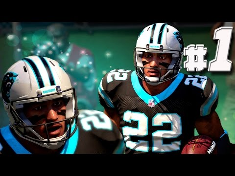Madden 16 HB Career #1 - NEW Running Back Creation Dre Brown