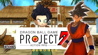Project DBZ - NEW ACTION RPG GAME!