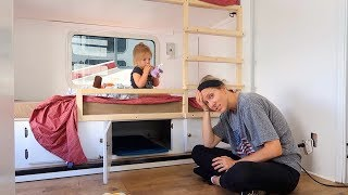 Not Going to Work 😫| Moving Our Stuff Into the RV YouTube Videos