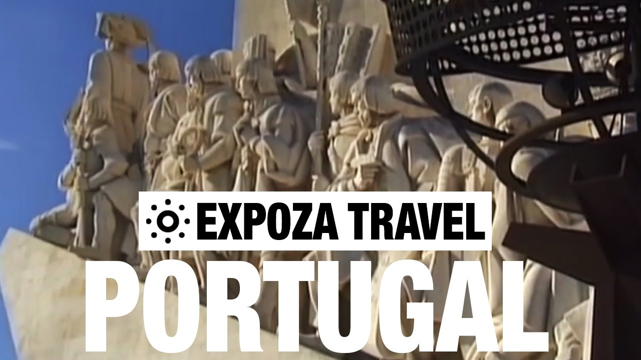 Portugal (Europe) Vacation Travel Video Guide