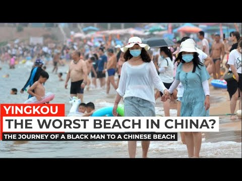 LIVING IN CHINA VLOG || WORST BEACH IN CHINA? || Ep2