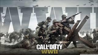 (A Brotherhood Of Heroes/Main Menu Theme) COD WWII