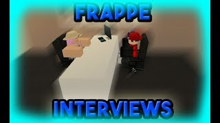 """""""My Frappe Interviews!"""" - Frappe Interview (ROBLOX)"""