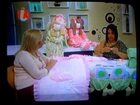 EDREDON DE CUNA PARA BEBE 2 DE 2 PARTS.   YouTube