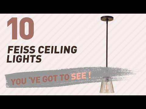 Feiss Ceiling Lights // New & Popular 2017