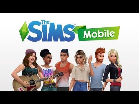 تحميل the sims mobile للاندرويد