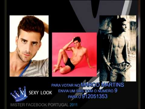 Miss & Mister Facebook - Vota nos Misters - Categoria Sexy Look #1